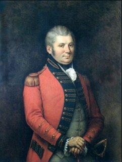 Portrait of Colonel John Graves Simcoe, ca.1881