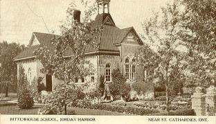 Rittenhouse School, Jordan Harbour
